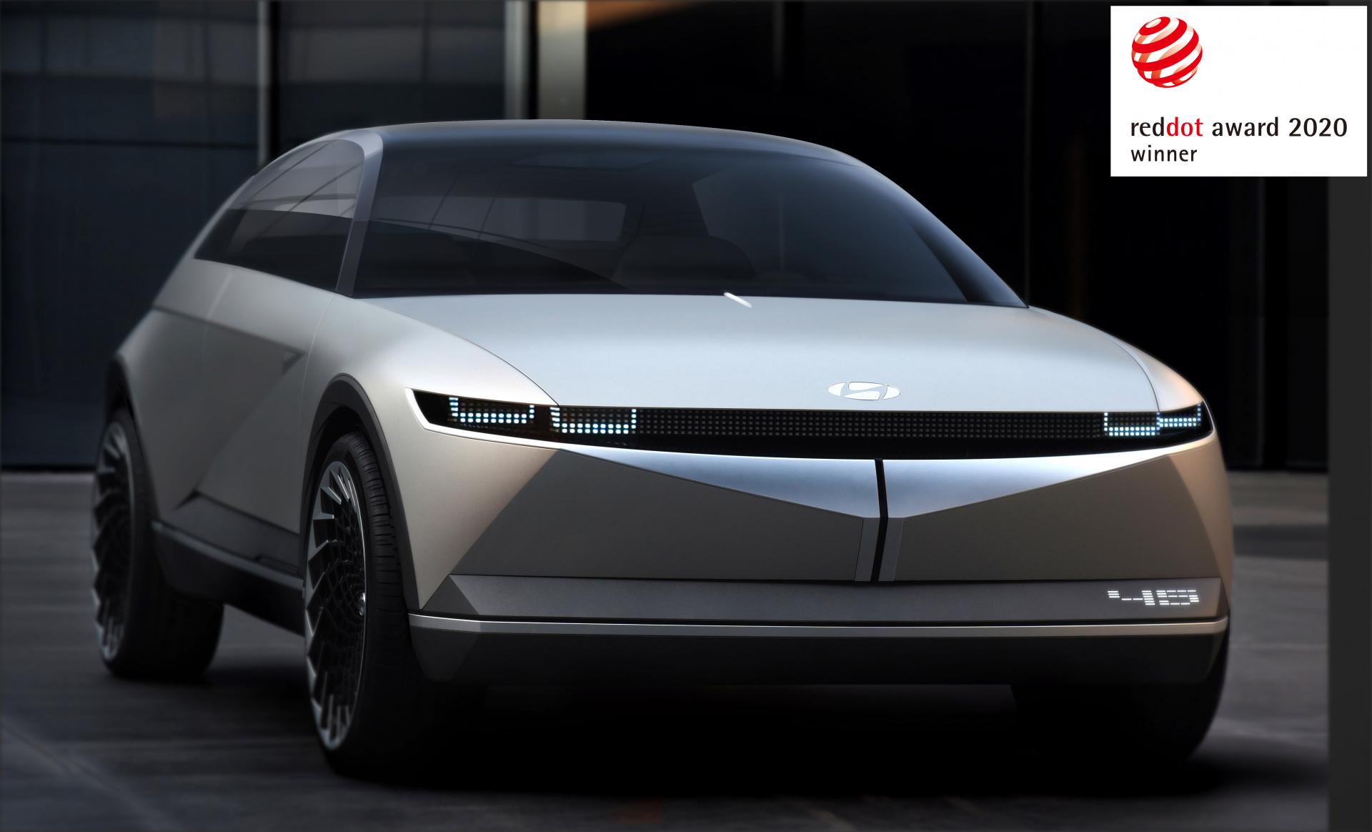 Компанія Hyundai Motor отримала три нагороди Red Dot Award 2020 за концептуальний дизайн | Богдан-Авто Житомир - фото 9
