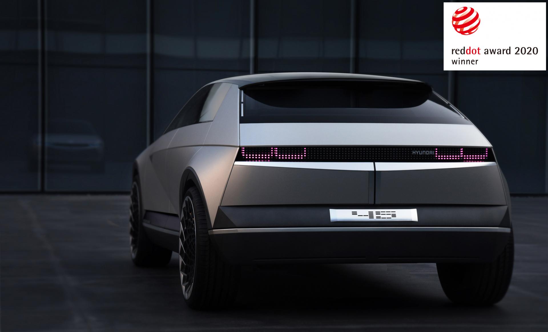 Компанія Hyundai Motor отримала три нагороди Red Dot Award 2020 за концептуальний дизайн | Богдан-Авто Житомир - фото 10