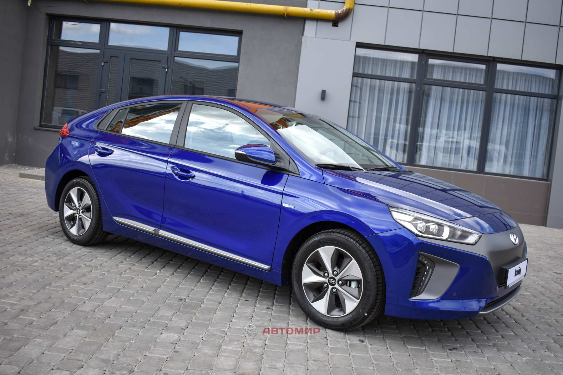 Ціна на електромобіль Hyundai IONIQ Electric - зафіксована в гривні!   Хюндай Мотор Україна - фото 12