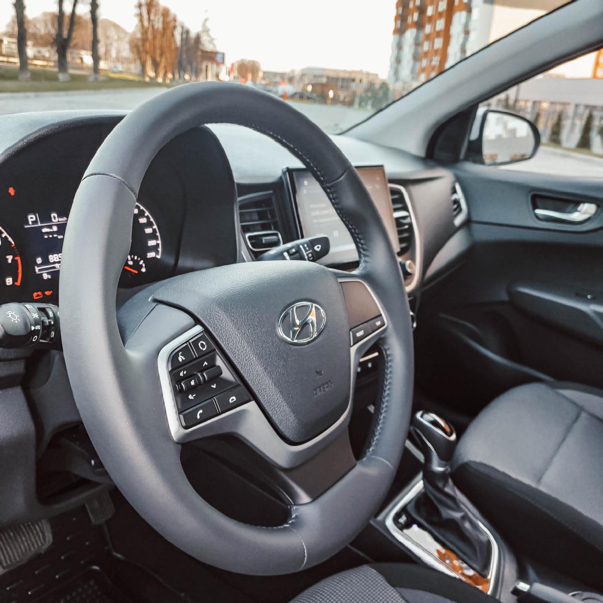 Новий Hyundai Accent вже в автосалоні! | Хюндай Мотор Україна - фото 17