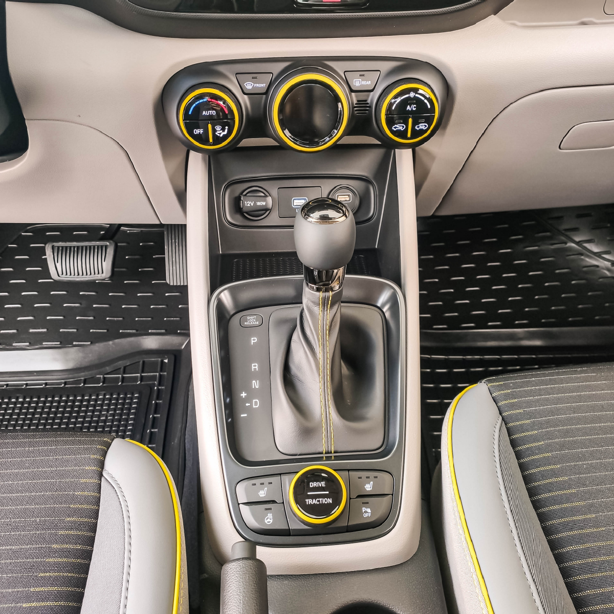 Абсолютно новий компактний міський кросовер Hyundai Venue | Хюндай Мотор Україна - фото 14