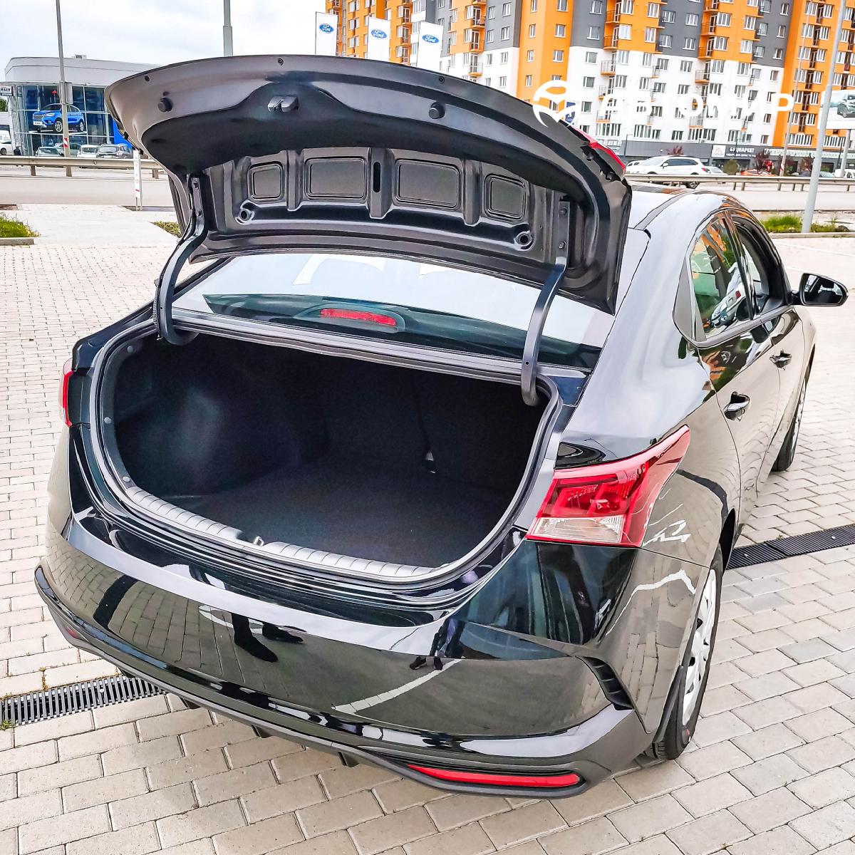 Hyundai стильний Accent вже в автосалоні! | Хюндай Мотор Україна - фото 9