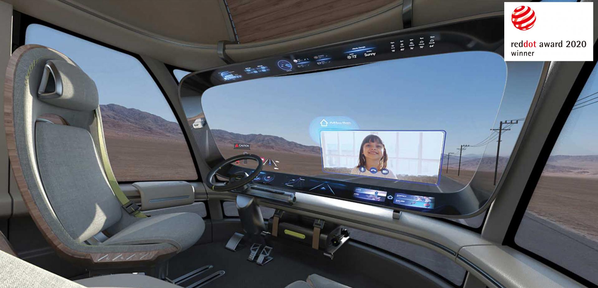 Компанія Hyundai Motor отримала три нагороди Red Dot Award 2020 за концептуальний дизайн | Богдан-Авто Житомир - фото 12