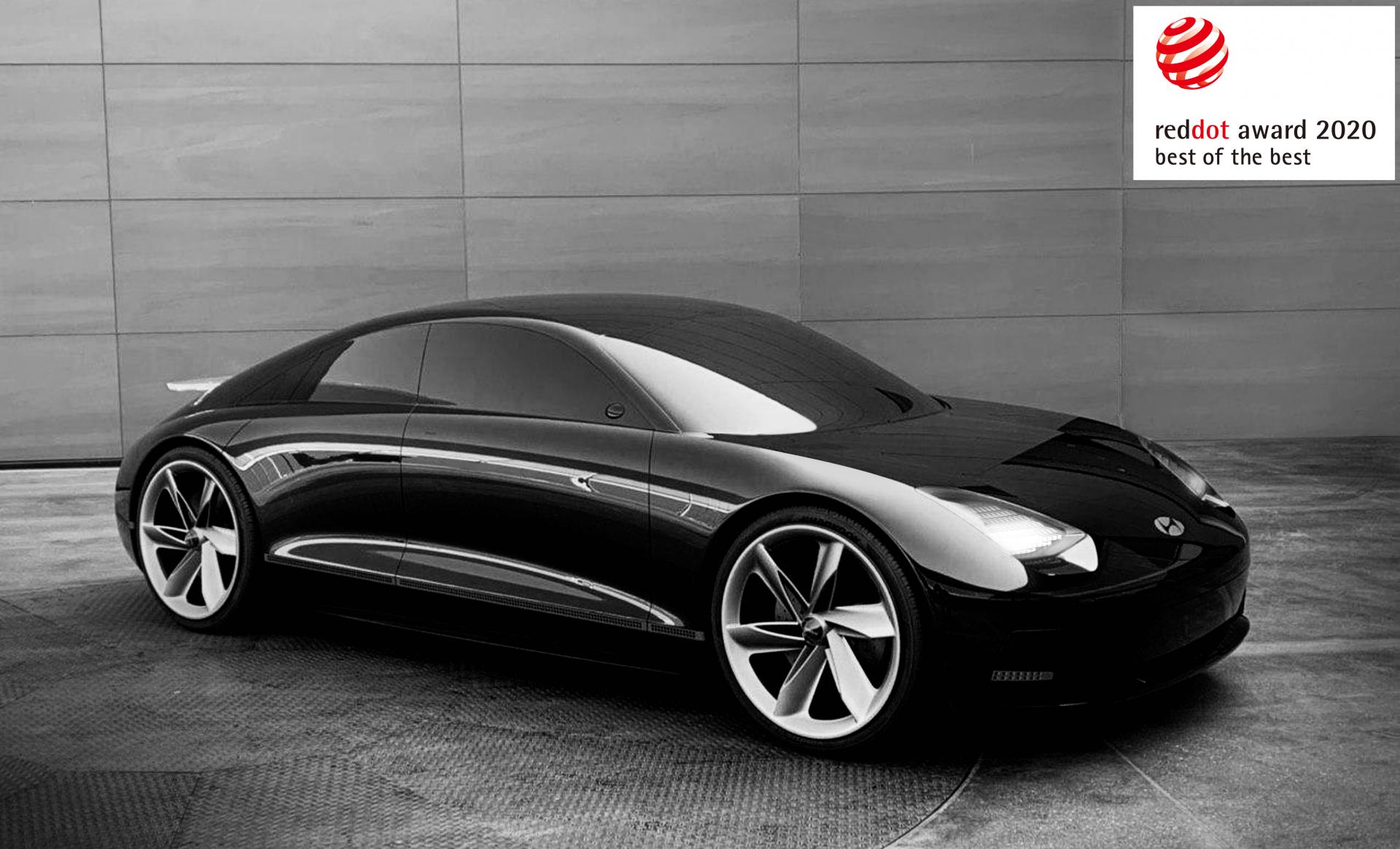 Компанія Hyundai Motor отримала три нагороди Red Dot Award 2020 за концептуальний дизайн | Богдан-Авто Житомир - фото 14