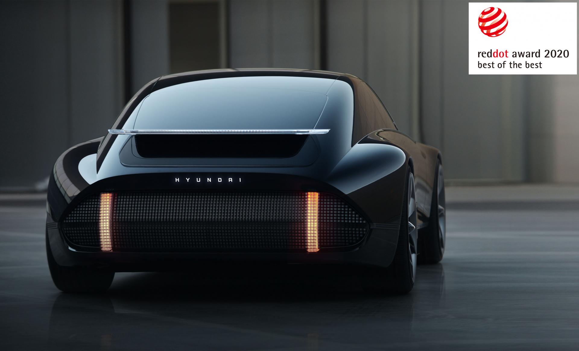 Компанія Hyundai Motor отримала три нагороди Red Dot Award 2020 за концептуальний дизайн | Богдан-Авто Житомир - фото 13